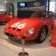 250 GTO: una Ferrari opera d'arte