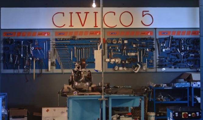 Quelli che ci mettono le mani: Officina Civico 5 – parte 1