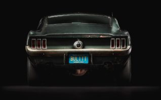 """Le auto del cinema – Ford Mustang GT390 Fastback """"Bullit"""""""