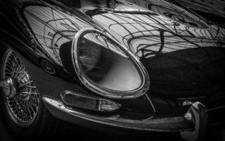 Jaguar E-Type, sulla scia di Diabolik!